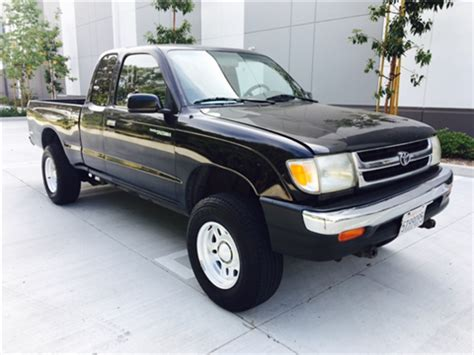 1998 Toyota Tacoma Mpg by 1998 Toyota Tacoma For Sale Carsforsale