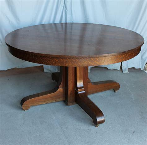 Bargain John's Antiques  Antique Round Oak Mission Style