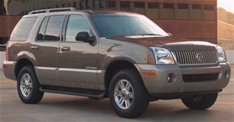 mercury mountaineer review