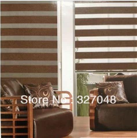 popular zebra blinds layer roller blinds ready made