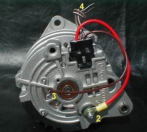 Cs130 Alternator Kit For Mgb Mgc Triumph Etc