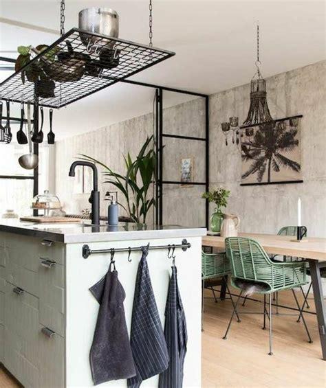deco cuisine classique cuisine industrielle l 39 élégance brute en 82 photos exceptionnelles