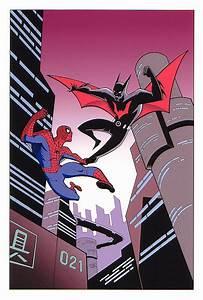 Batman Beyond vs Spiderman | DReager1's Blog