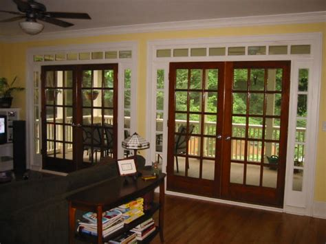the best option for sliding glass door replacement wood