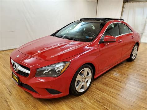 Search over 4,800 listings to find the best local deals. Pre-Owned 2016 Mercedes-Benz CLA CLA 250 4MATIC® MEDIA SCREEN MOONROOF 4MATIC® Coupe