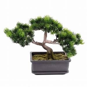 Vente De Plantes En Ligne Pas Cher : faux pins en bonsa artificel vente ligne bonsa s ~ Premium-room.com Idées de Décoration