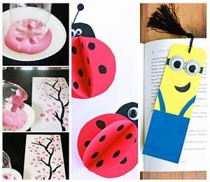 Bricolage Facile En Papier : 5 bricolages faciles faire avec ses enfants ~ Mglfilm.com Idées de Décoration