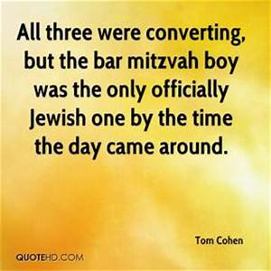 Great Bar Mitzv... Inspirational Bat Mitzvah Quotes