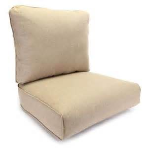 Hampton Bay Patio Furniture Replacement Cushions by Hampton Bay Woodbury Textured Sand Replacement Outdoor