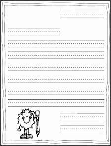 grade writing paper template sampletemplatess