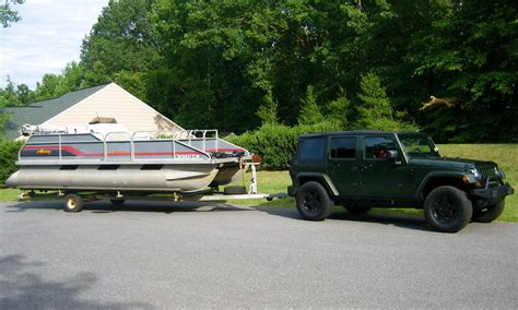 Tow A Boat With Jeep Wrangler Unlimited by Show Your Jk And Boat Jk Forum The Top