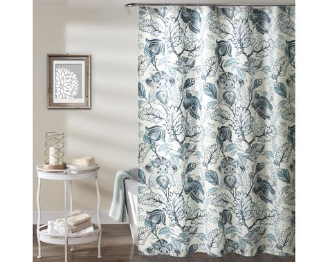 Cynthia Rowley Jacobean Floral Curtains by Cynthia Jacobean Shower Curtain Ebay
