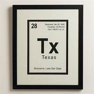 Breaking tx wall art world market for Texas wall art