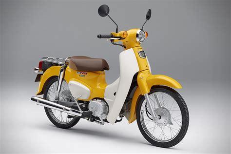 Honda Cub by 2018 Honda Cub Hiconsumption