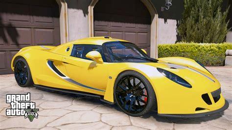 Gta 5 Real Life Mod #170 My New Fastest American Supercar