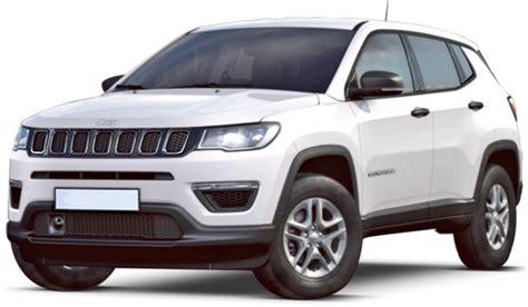l isuzu listino jeep compass prezzo scheda tecnica consumi