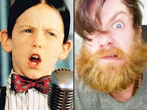 Bug Hall From Little Rascals Is All Growd Up And His Beard ...