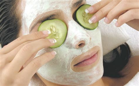 quick easy homemade face masks    weekend