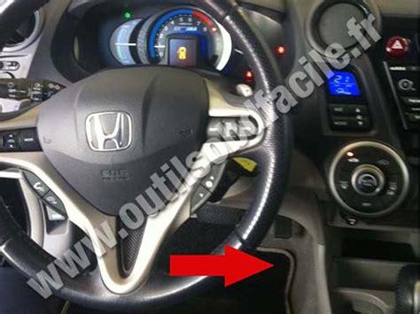 Honda Civic Obd Location Wiring Diagram Images