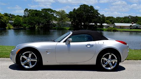 pontiac solstice convertible  kissimmee