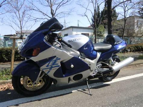 2000 Suzuki Hayabusa For Sale by 2000 Suzuki Hayabusa Gsx1300r Sale Gsx 1300 Japan Cars