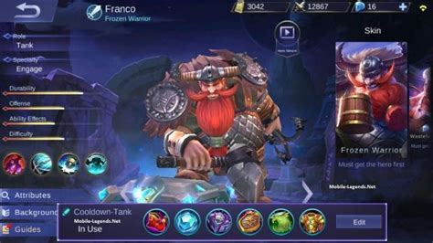 Franco New Cooldown-tank Build 2019