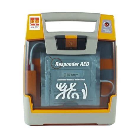 ge healthcare responder aed defibrillator