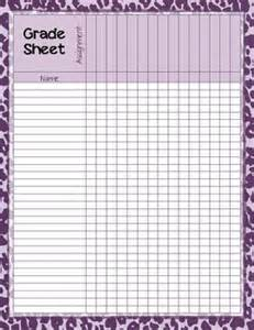 free grade sheets classroom economy math class charly baker teacherspayteachers