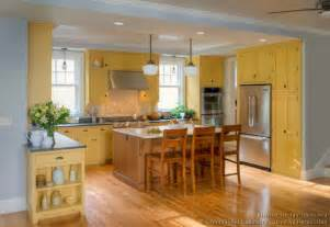 yellow and brown kitchen ideas pictures of kitchens traditional yellow kitchen cabinets