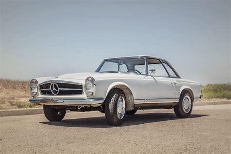 Mercedes Classic Car by Mercedes 230 Sl W113 Mercedes De