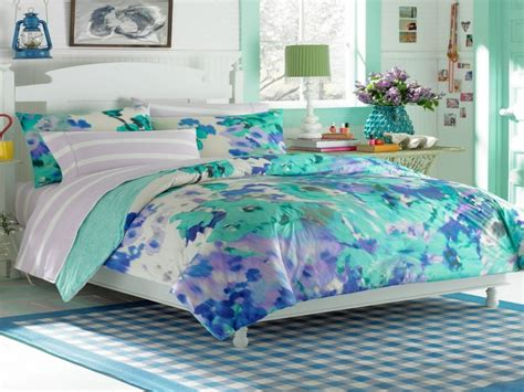 Lilac Bedroom Accessories Blue Teen Girl Bedding Sets