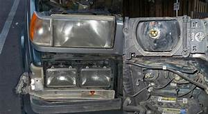 Volvo 740 Headlight Wiring