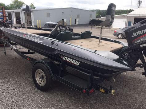 Stratos Elite Boats by Stratos Other Used285 Pro Elite Boattest