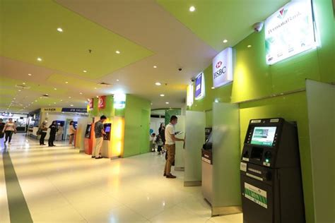 atm center central park mall jakarta