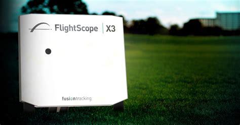 FlightScope Launch Monitor Golf