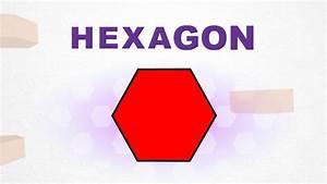 Hexagon - Shapes - Pre School