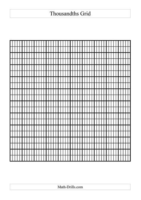 decimal grid worksheet decimal grid geniusdecimal place