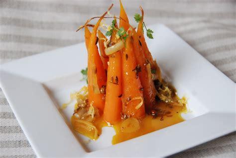 recette cuisine chef carottes à la ère de jean françois piège cf top chef