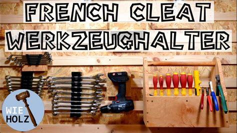 fahrradständer selbst gemacht cleat werkzeug halter f 252 r clevere faule f 252 r akkuschrauber schraubenzieher le