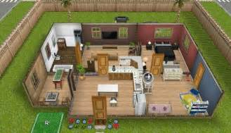 Cool Sims FreePlay House Ideas