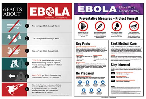 hearing protection ebola safety posters 2014 12 28 safety health magazine