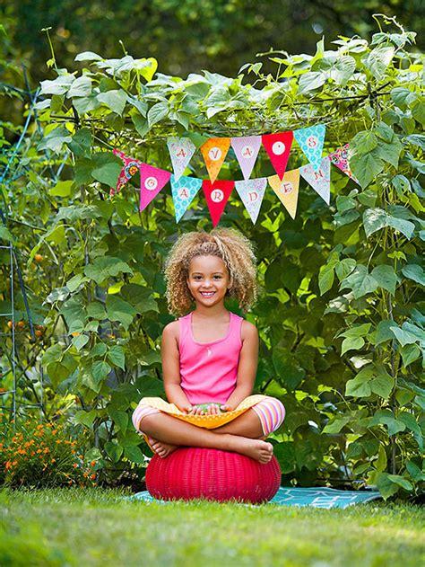 easy garden projects  kids