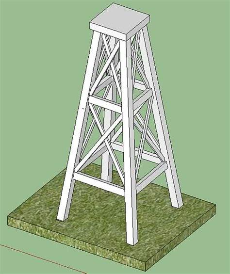 springs make free metal windmill plans