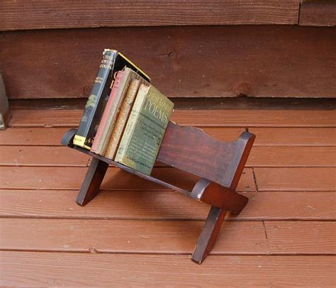 book holder for shelf small wooden book shelf vintage book rack book stand wood