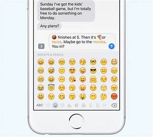 The New iOS 10 Software