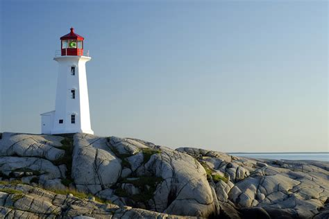 peggys cove lighthouse wall mural wallpaper photowall