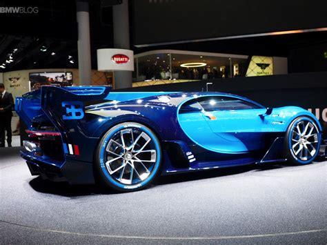 Bugatti Veyron Horsepower 2016 by This Is The Bugatti Vision Gran Turismo With 250mph Top Speed