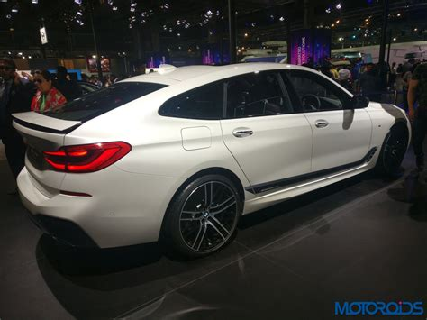 Bmw 6 Series Gt Modification by Auto Expo 2018 Bmw Launches The 6 Series Gt Luxury