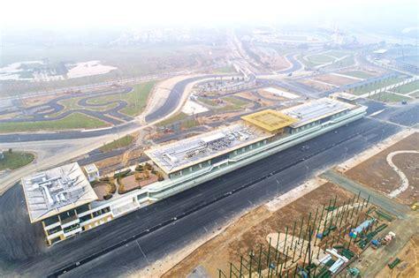 hanoi  circuit unveils pit complex speedcafe
