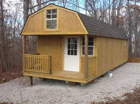 converting a shed into a cabin looks alot like a shed but easy cabin cabin stuff